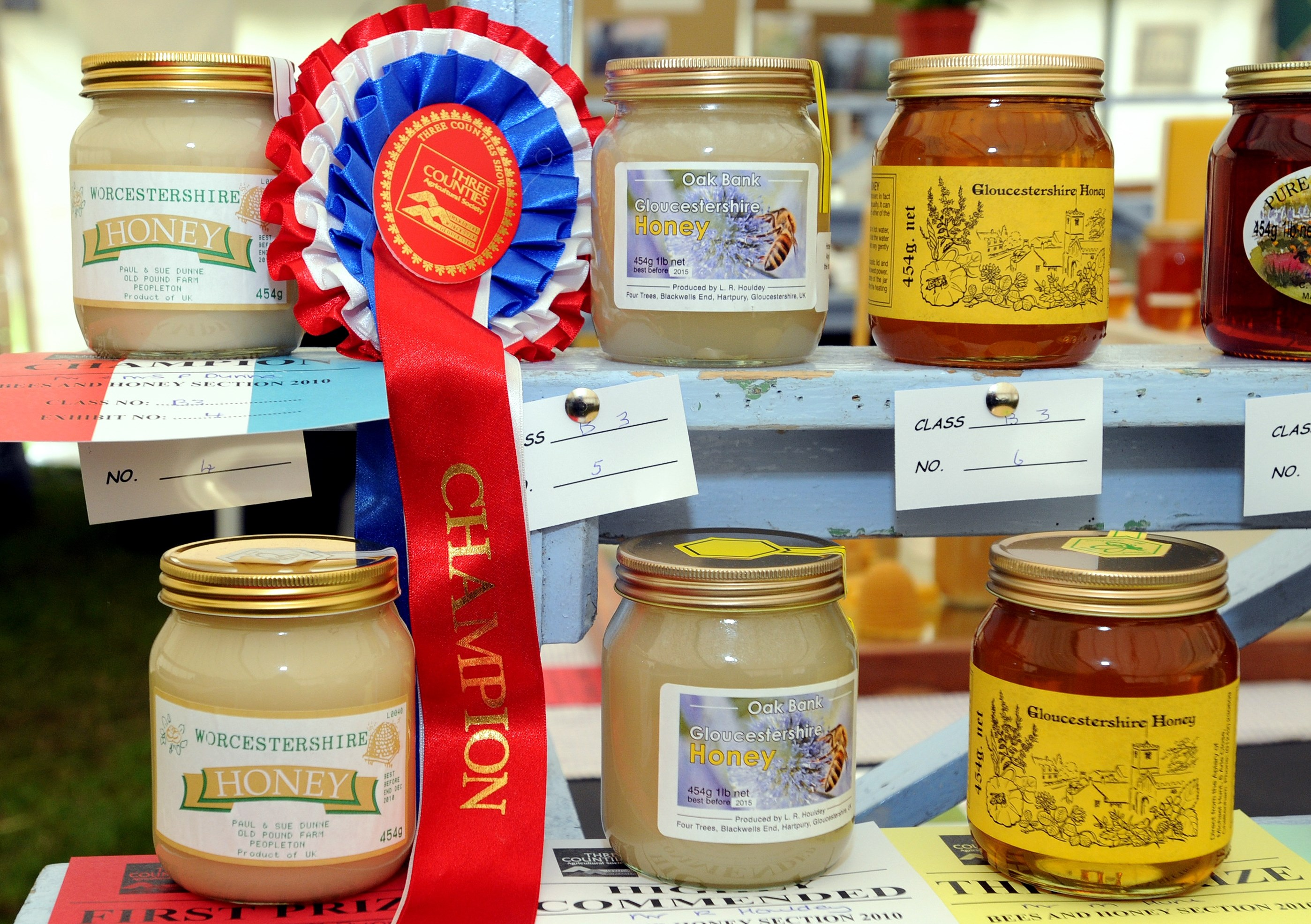 Royal Three Counties Homepage Honey and Bees.JPG