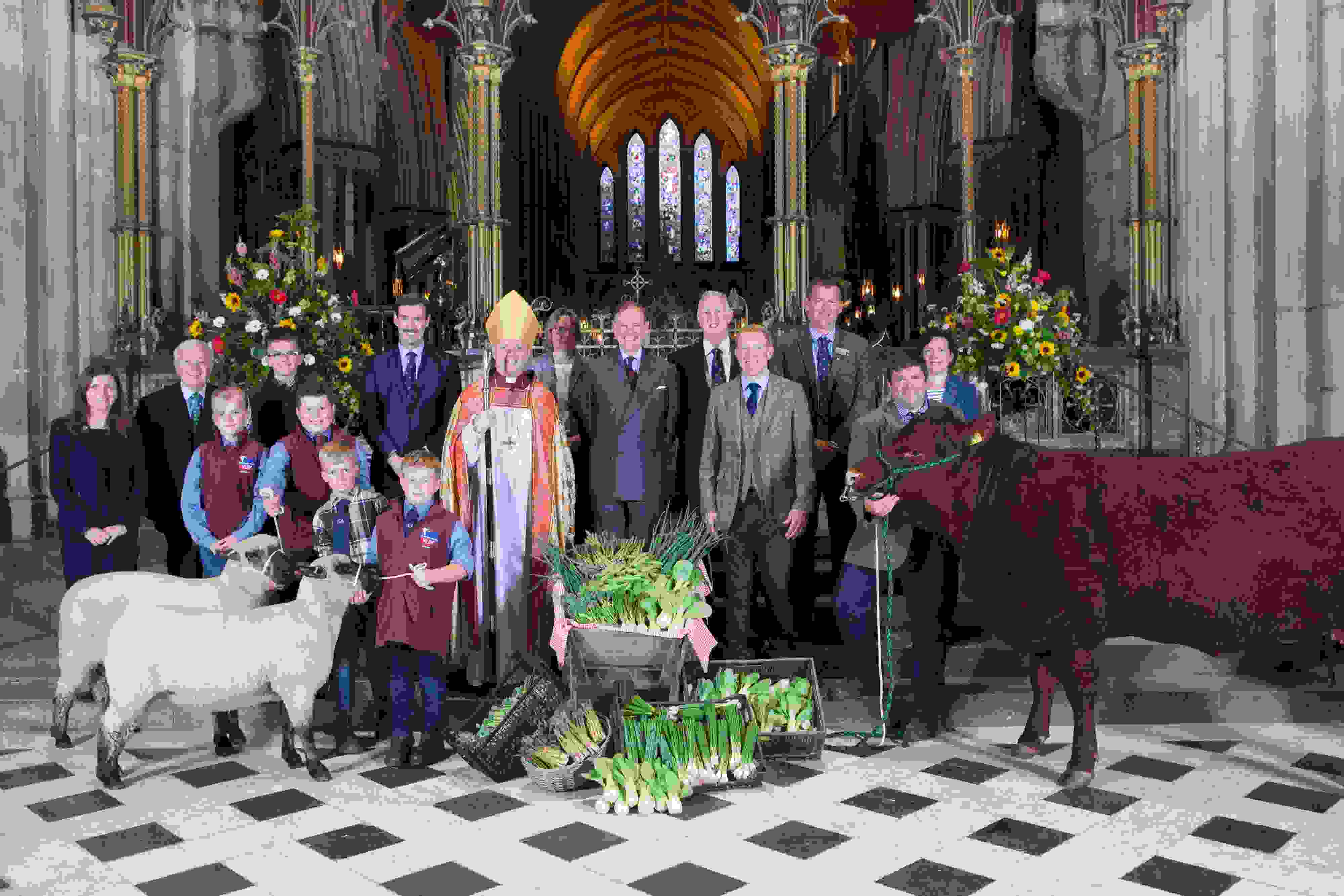 Royal Three Counties Show Launch at Worcester Cathedral - Worcestershire Council.jpg